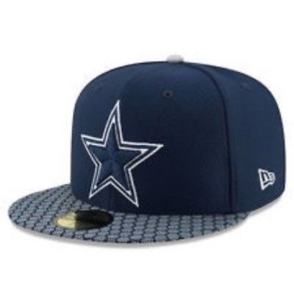 0bff51c87 New Era 59Fifty Dallas Cowboys 2017 Fitted Cap